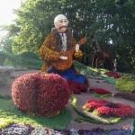 Выставка цветов в Киеве