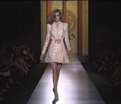 Versace осень-зима 2012-2013 - фото