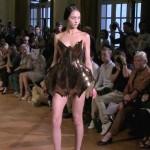Ирис Ван Херпен - выставка одежды