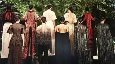 Модный стиль одежды