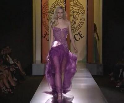 Versace осень-зима 2012-2013.