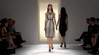 Абстрактное искуство от Calvin Klein