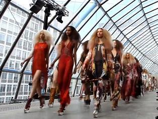 Для кого полезна выставка моды в Лондоне