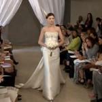 В понедельник Carolina Herrera предоставила коллекцию весна 2013
