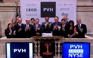 PVH Corp покупает Warnaco Group Inc.