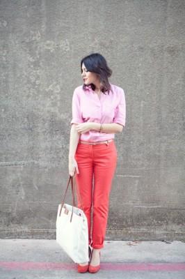 Стиль одежды кэжуал или casual