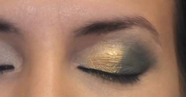 Фото арабского макияжа.