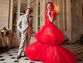 Выставка лучших платьев от Валентино