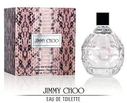 Новый аромат от Jimmy Choo