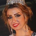 """Надин Фахад победила на конкурсе красоты """"Мисс арабского мира"""" под названием Miss Arab Wor..."""