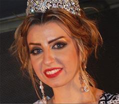 Надин Фахад победила на конкурсе красоты.