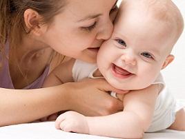 Здоровый ребенок на радость родителям