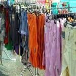 H&M будет принимать старую одежду