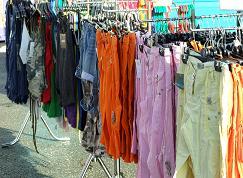 H&M будет принимать старую одежду.
