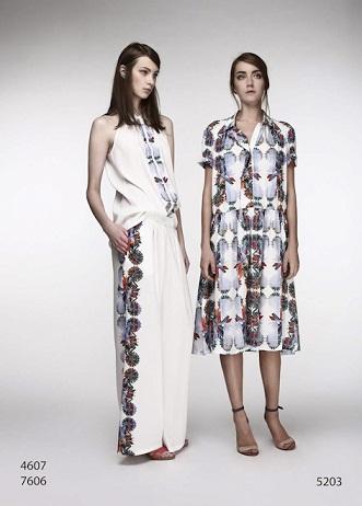 Лилия Пустовит представила новую коллекцию одежды
