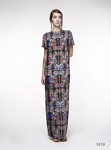 Лилия Пустовит представила новую коллекцию одежды.
