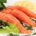 Красная рыба, как защита от ожирения