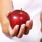 Что способно вылечить одно яблоко?