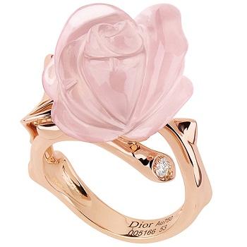 Золотая коллекция Dior к Дню влюбленных.