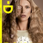 Кейт Мосс на обложке журнала ID