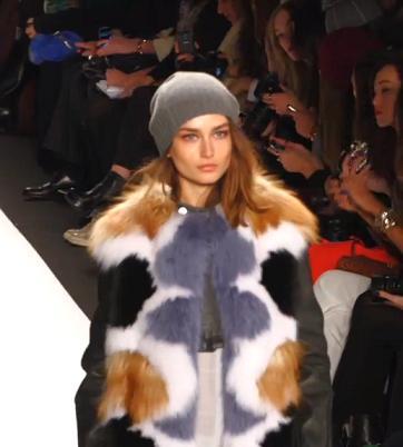 В Нью-Йорке стартовала неделя Высокой моды