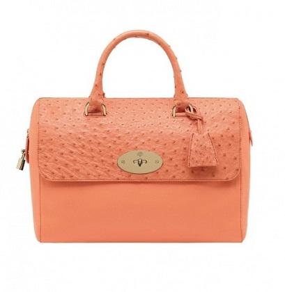 Коллекция сумок весна-лето 2013 от Mulberry - фото.