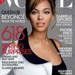 Мартовский выпуск Vogue с Бейонсе