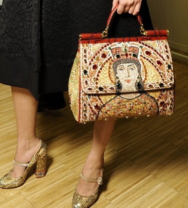 Сумка Dolce & Gabbana.
