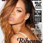 Рианна в последнем номере журнала Rolling Stone