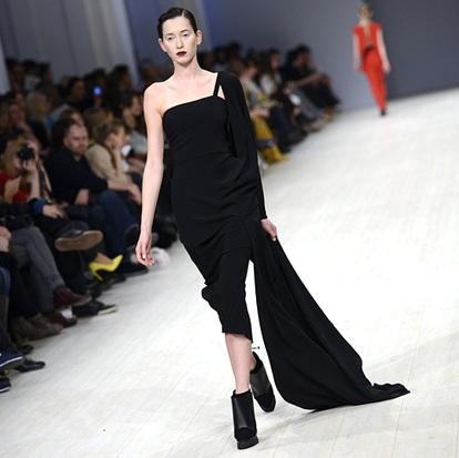 В Украине проходит Ukrainian Fashion Week.
