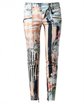 Модные женские брюки весна-лето.