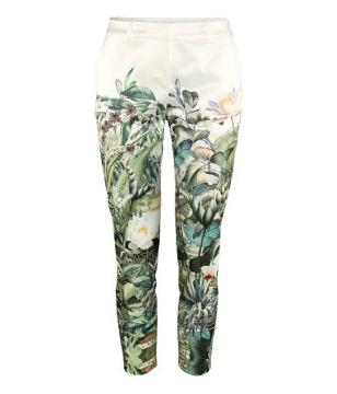 Модные женские брюки весна-лето 2013