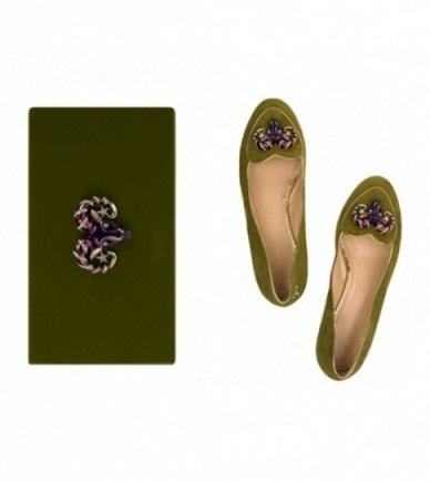 Жіноче взуття із знаками зодіака