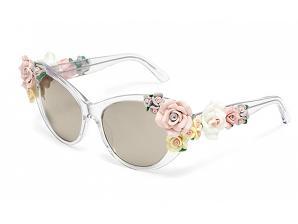 Квіткова колекція окулярів від D&G