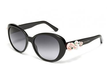 Квіткова колекція окулярів від D&G.