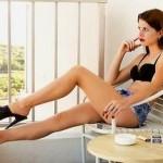Жіночі красиві ноги