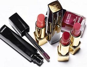 Колекція для макіяжу від Chanel