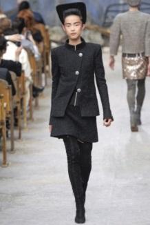 Chanel і кутюрна колекція осінь-зима.