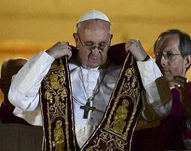 Папа Римський стане обличчям італійської моди