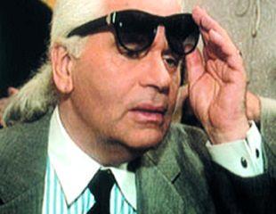 Нова колекція окулярів і оправ від Карла Лагерфельда