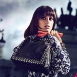 Реклама колекції сумок від Loewe