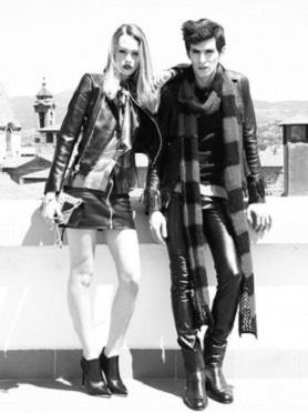 Luisa Via Roma влаштували грандіозну модну вечірку в стилі панк