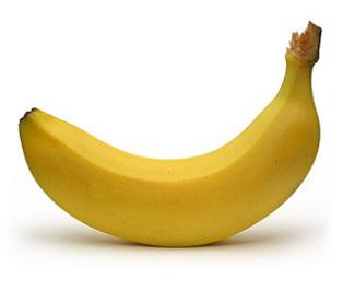 Банан, як профілактика гастриту.