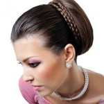 Зачіски в грецькому стилі, їх фото