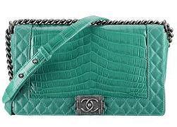 Нові сумки від Chanel за назвою Boy