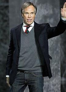 Томмі Хілфігер вирішив скасувати чоловічий показ моди