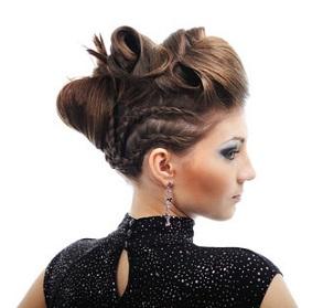Зачіски в грецькому стилі.