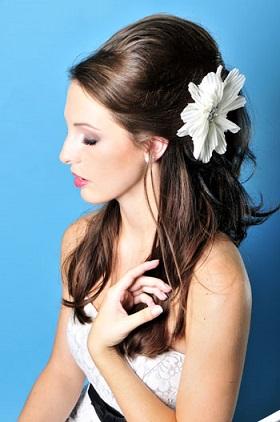 Зачіски в грецькому стилі, фото
