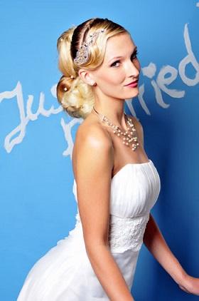 Зачіски в грецькому стилі на весілля, фото