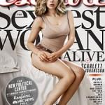 Скарлетт Йоханссон названа самою сексуальною у світі